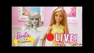 🔴 LIVE: Barbie Live! in the Dreamhouse Marathon | Barbie