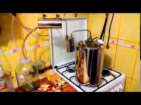 Приготовление самогона в самогонном аппарате как в домашних условиях сделать пивоварню