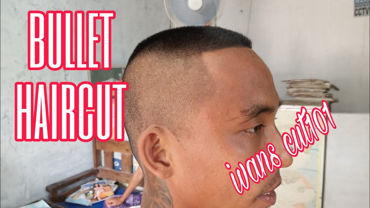 BULLET HAIRCUT/pinoy style - YouTube
