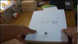 Review TABLETS ORRO A950 y A960