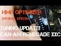 HMF Optimizer Tuning Update! Xxc Renegade