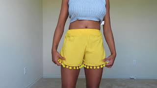 SHEIN TRY ON HAUL & HONEST REVIEWS