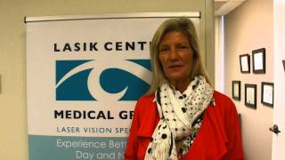 Satisfied Orange County Lasik Patient in Irvine CA with Dr Chebil