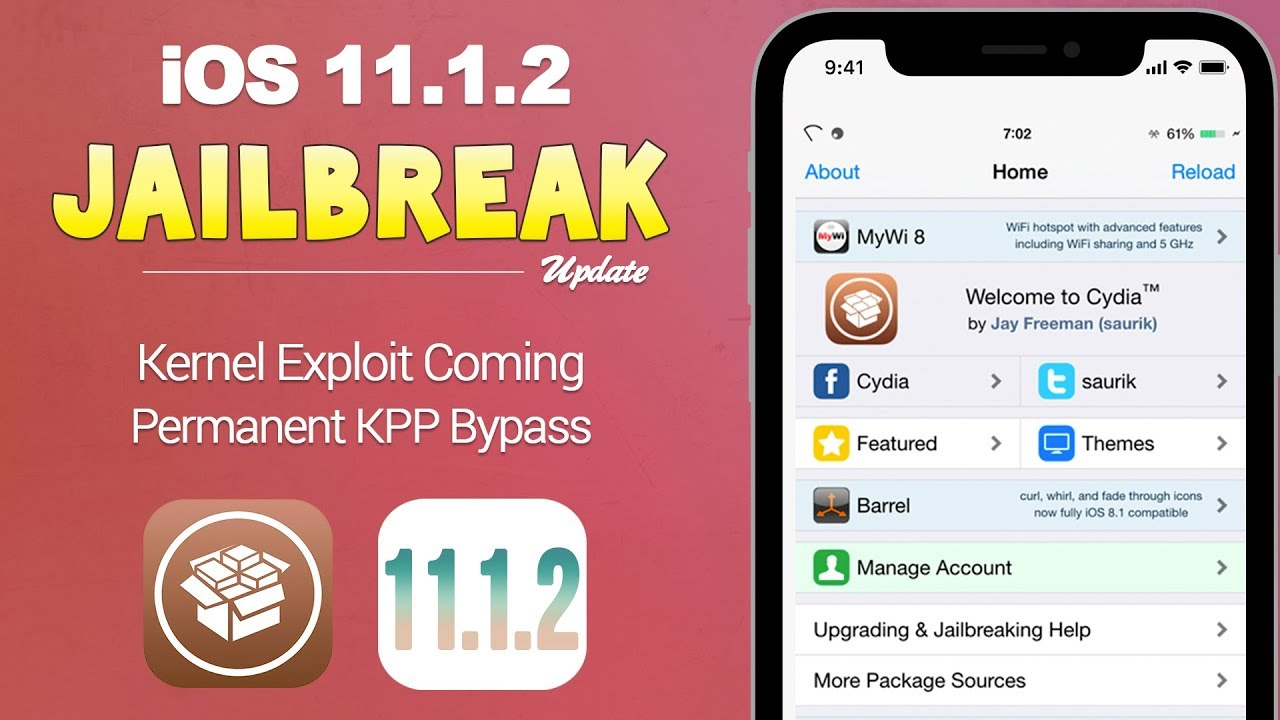 How to Decrypt (export ipa) iOS Apps Using bfdecrypt on iOS 11 and