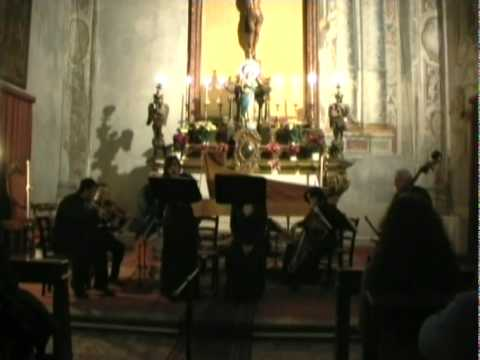 A. Scarlatti, Il trionfo dell'Onestà (Ensemble Les Eléments)