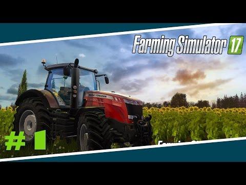 Farming Simulator 2013 ч.1   К черту город, на деревню!