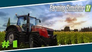 Farming Simulator 2017 Прохождение!!!! КОЛХОЗ В АМЕРИКЕ!!!#1