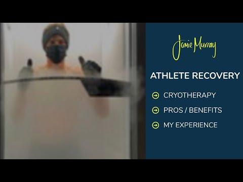 #MurrayMondays - Cryotherapy