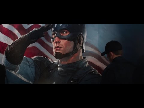 Captain America The Winter Soldier - This Flight Tonight (Nazareth)