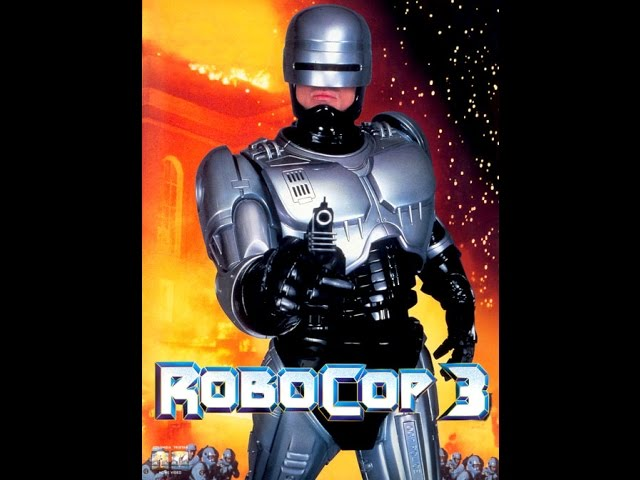 Robocop 3 (NES  / Денди)