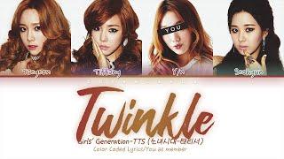 Girls' Generation-TTS (소녀시대-태티서) — 'Twinkle' (4 Members ver.…