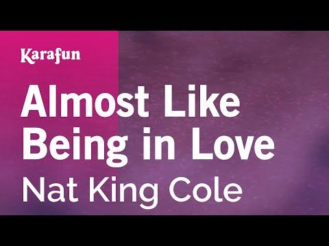 Karaoke Almost Like Being in Love - Nat King Cole *