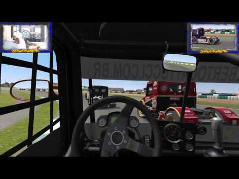 Formula Truck #3 | Circuito De Brasilia Full Course  | JMGamer