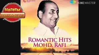 Kisi Na Kisise Kabhi Na Kabhi (Hi Fi Jhankar) Mohd.Rafi {Kashmir Ki Kali} Romantic Hits Song