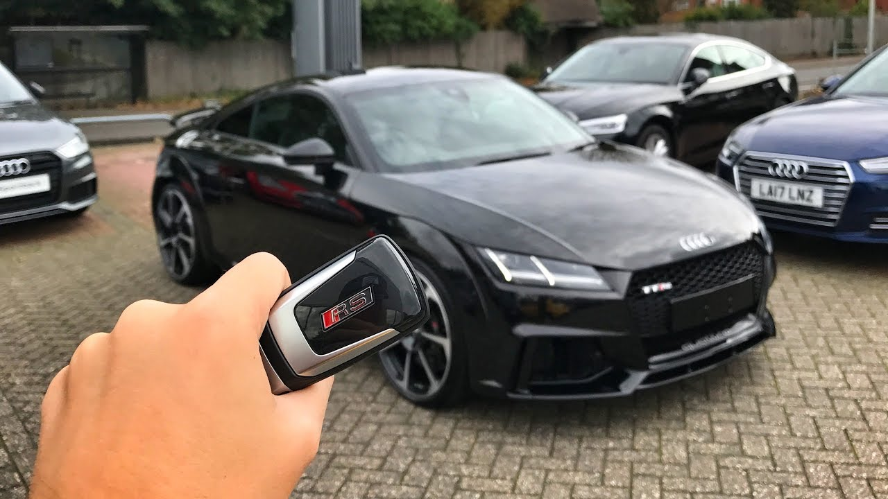 My Next Daily Audi Tt Rs Test Drive Youtube