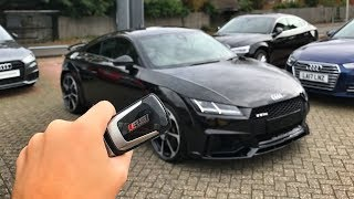 [My Next Daily] Audi TT-RS Test Drive