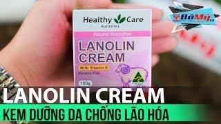 Kem Dưỡng Da Chống Lão Hóa Nhau Thai Cừu Lanolin Cream - Úc - Đồ Mỹ .vn