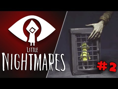 LITTLE NIGHTMARES - Mr Grabby Hands #2