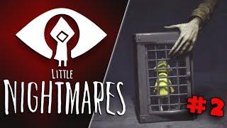 LITTLE NIGHTMARES - Mr Grabby Hands #2