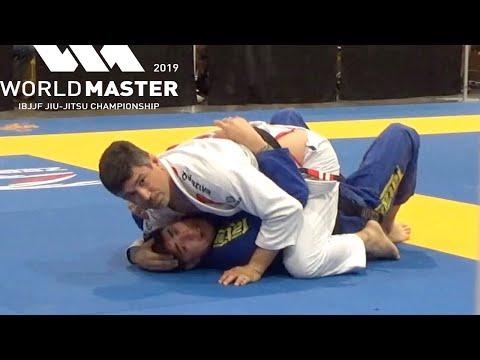 Mauricio Barbosa VS Jose Oliveira / World Master 2019