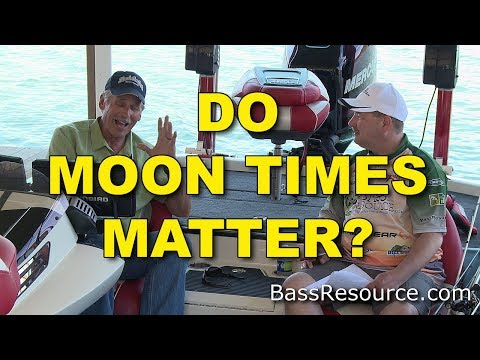 Fishing Solunar Times And Moon Times For Fishing | Moon Phases And Bass Fishing
