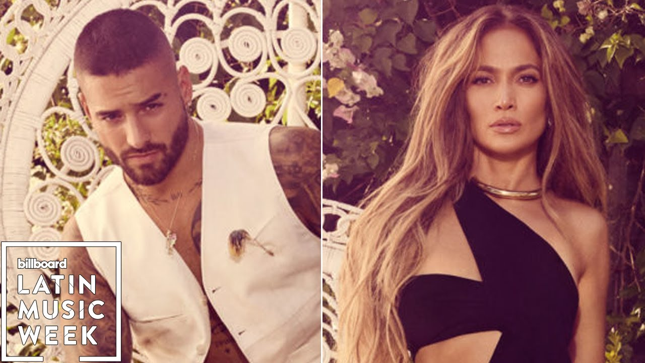 Jennifer Lopez and Maluma Discuss Latin Music's Path to Hollywood | Billboard Latin Week