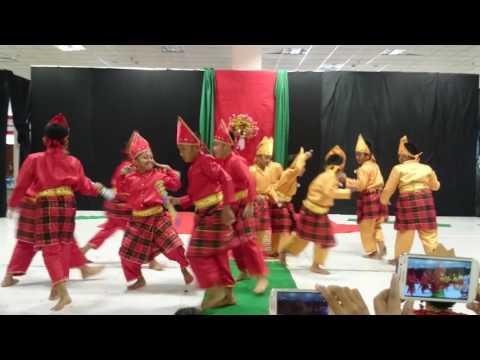 Tari Gandrang Bulo Makassar SDN SANGIR 2016