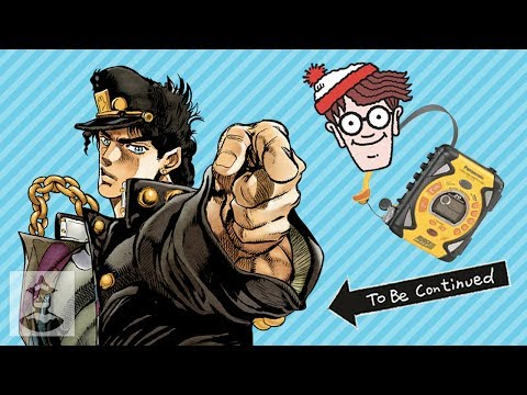 So You Want To Watch JoJo's Bizarre Adventure - JoJo's Starter Pack | Get In The Robot