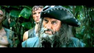 PIRATES OF THE CARIBBEAN 4 - FREMDE GEZEITEN (Johnny Depp)   Trailer [HD]
