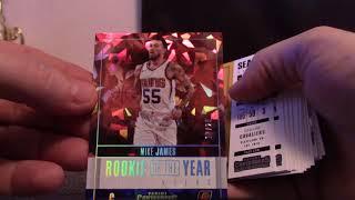 Matt's 2017/18 Panini Contenders NBA Box Break