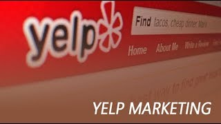 Yelp Marketing - an Introduction
