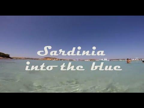 Sardinia into the blue