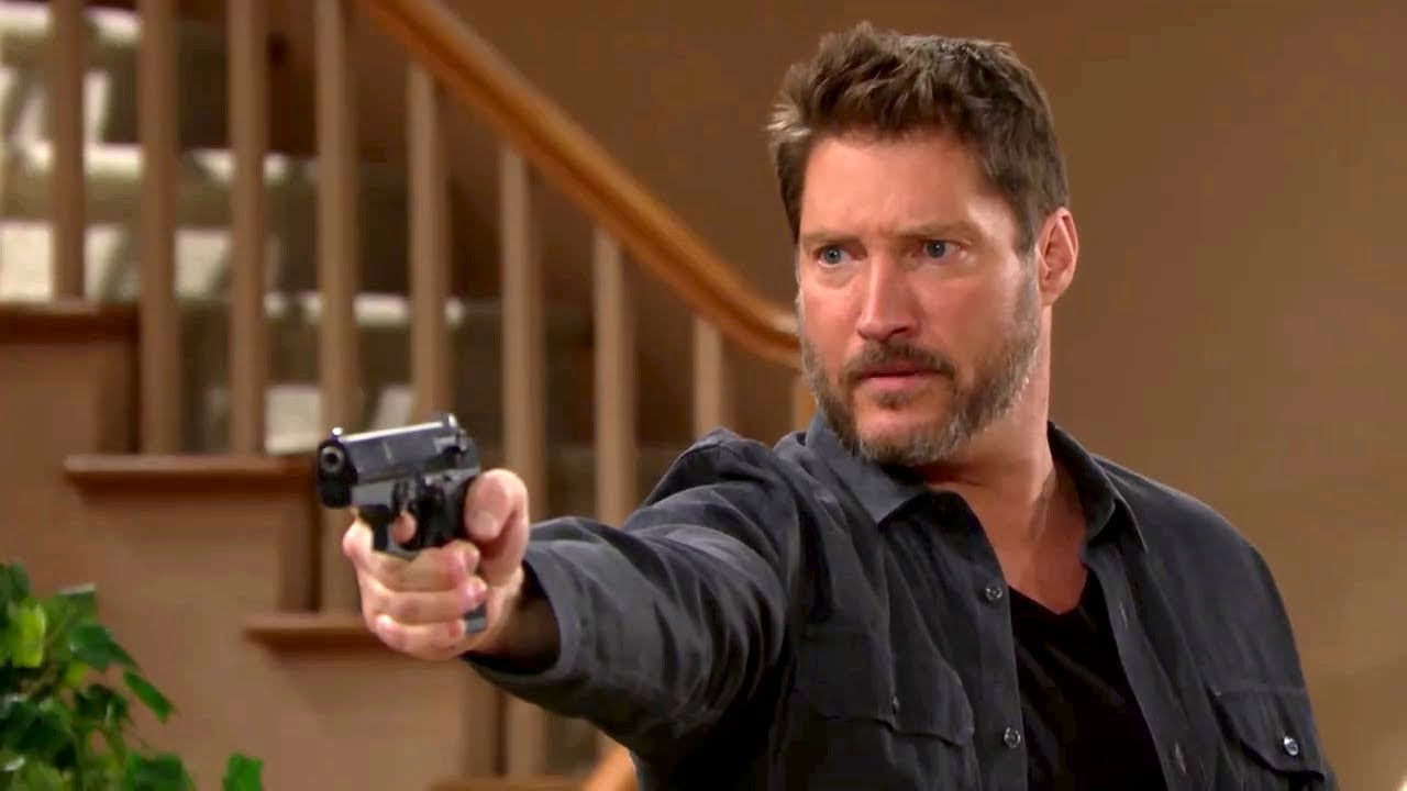 The Bold and the Beautiful Video Replay: Deacon Takes Aim At Quinn
