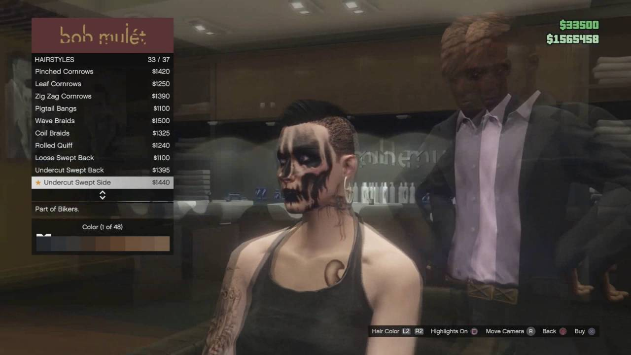 30 Gta 5 Online Female Hairstyles Hairstyles Ideas Walk The Falls