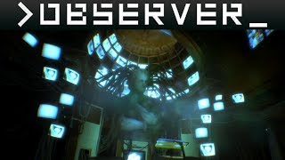 OBSERVER #014 | Das ultimative VR Erlebnis | Let's Play Gameplay Deutsch thumbnail