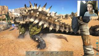 WE GOT THE WATER WELL! Ark Survival Evolved Scorched Earth