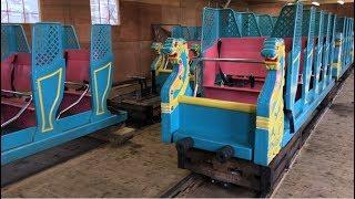 Dreamland Margate Scenic Railway Behind The Scenes Vlog August 2018