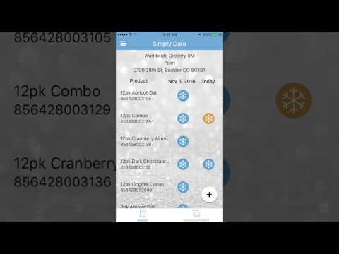 Snowrise - Retail Presence Tracking App