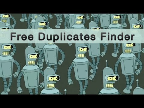 FREE Duplicate Files Finder for Mac