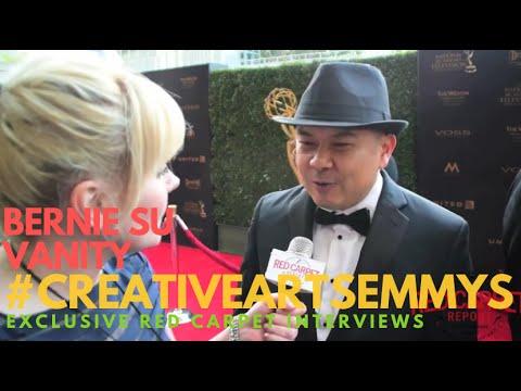 Bernie Su VanitySeries ed at 43rd Daytime CreativeArtsEmmys Awards
