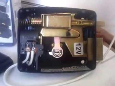 Aprenda Ligar Fechadura Eletrica Em Interfones Da Agl