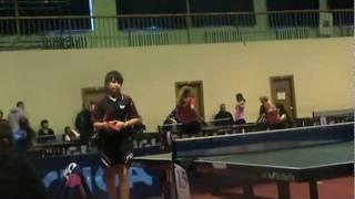 настольный теннис Кстово 2011