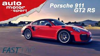 Porsche 911 GT2 RS: Der böseste Elfer aller Zeiten? - Fast Lap | auto motor und sport