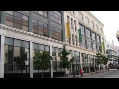 New Bedford Downtown Tour