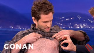Glenn Howerton Interview 11/14/12 - CONAN on TBS