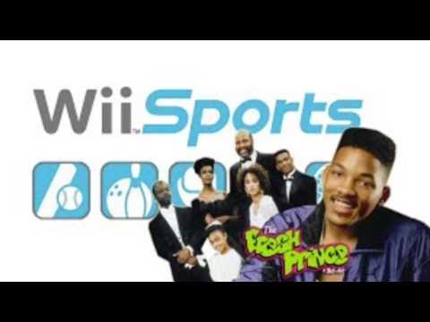 Wii sports remix