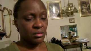 RANT NYCHA APARTMENT ASBESTOS ABATEMENT I'M STILL CLEANING (TORT) FEELING SICK 2015