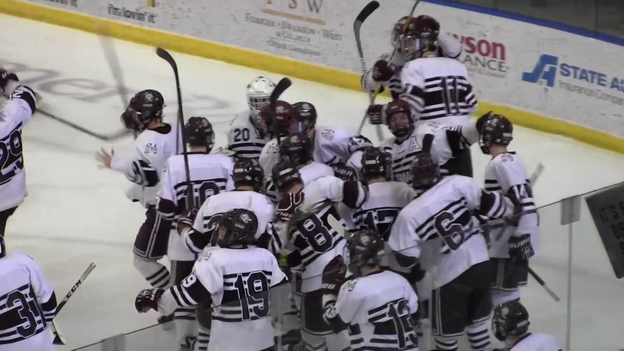 new style f19e2 d593c 2017 North Dakota State Hockey Tournament (Day 2)