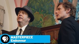 MASTERPIECE | Endeavour, Season 3: Episode 2 Scene | PBS
