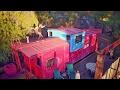 TRAIN CABOOSE AirBnB video & mp3